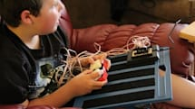 Hack a Day modder builds a custom controller for disabled gamers