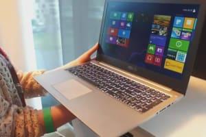 ASUS Zenbook U500 Hands-on