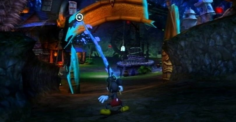 Preview: Disney Epic Mickey