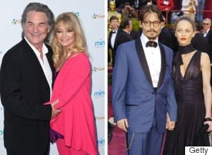 Celebrity Parents Who Can't Be Bothered With Getting Married