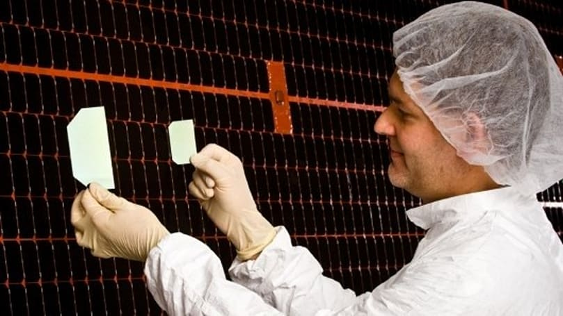 Boeing's Spectrolab subsidiary set to mass produce 39.2 percent efficient solar cells