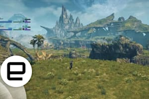 Playdate Exploring a New World in 'Xenoblade Chronicles X'