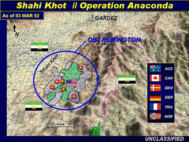 Rumor: Next Medal of Honor in Afghanistan, based on 2002 Operation Anaconda