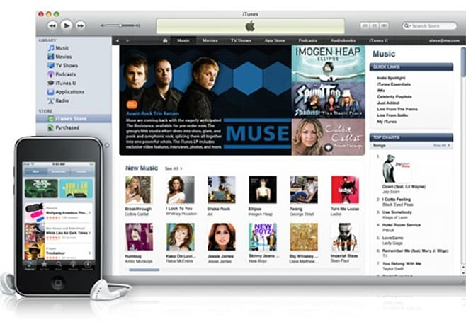 Warner CEO: iTunes price increase led to lower sales, recession might also factor in