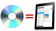 iPodMeister gives you an iPad for your old CDs