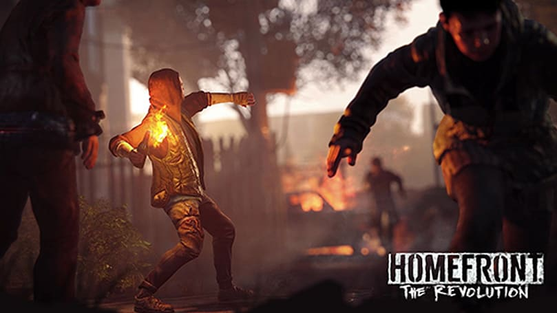 How guerrilla warfare works in Homefront: The Revolution