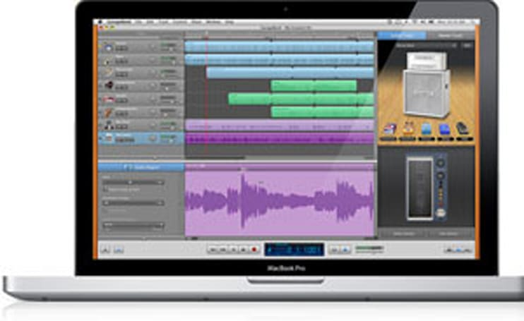 Review: GarageBand '11 is worth diving into