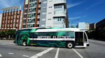 This electric bus bests its diesel rivals