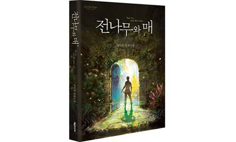 ArcheAge novel penned by popular Korean fantasy author