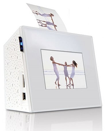 Keian Japan P71-A2-JP: part photo printer, part photo frame, all modern marvel