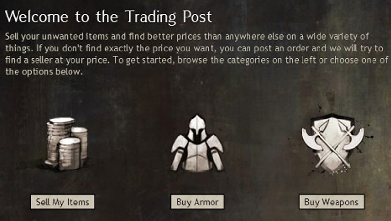 Guild Wars 2's trading post is reworked from the ground up
