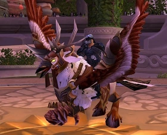 Argent Hippogryph cost lowered