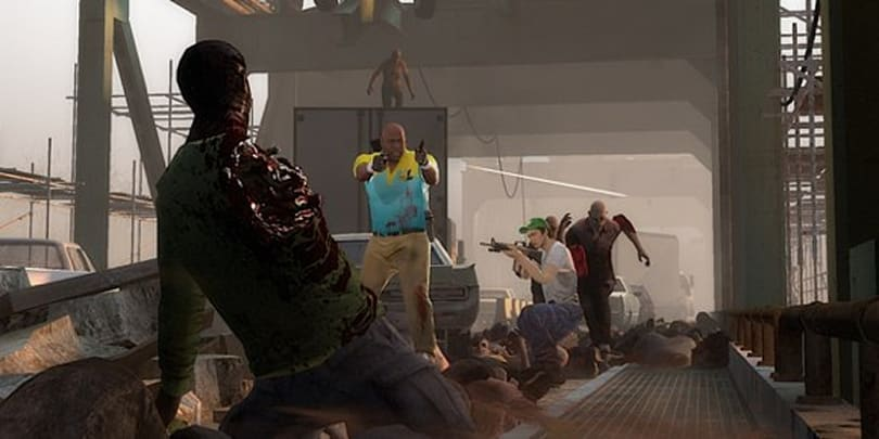 Valve: Left 4 Dead 2 multiplayer demo on its way, pre-order customers get 'advanced access'