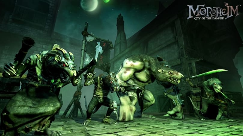 Warhammer board game Mordheim: City of the Damned coming to PC