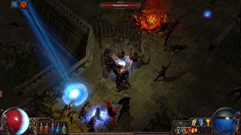 Path of Exile announces Act 3 and open beta