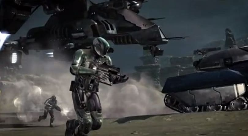 Way of the Mercenary video explains all you need to know about DUST 514