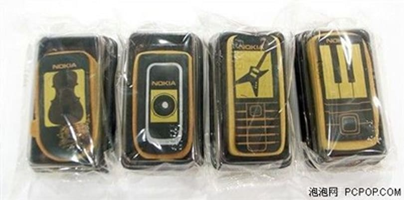 Nokia creates mooncakes disguised as phones