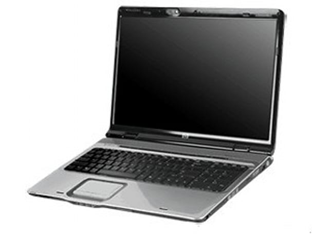 HP's Pavilion dv9000t goes HD DVD