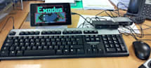 ULTIMAte hack: Nexus 7 hooks up with external USB storage, floppy drive for retro-gaming