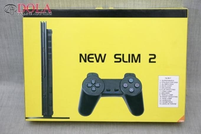 Keepin' it real fake, part XLVIII: Slim PS2 plays NES games? Sign us up!