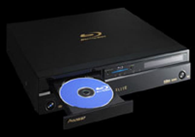Pioneer BDP-HD1 Blu-ray player reviewed