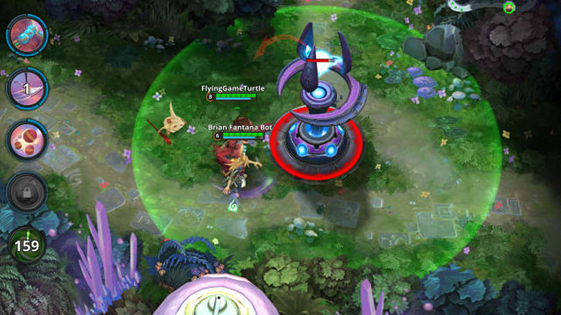 MOBA Fates Forever fights for space on your iPad