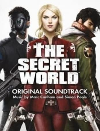 Jukebox Heroes: The Secret World's soundtrack