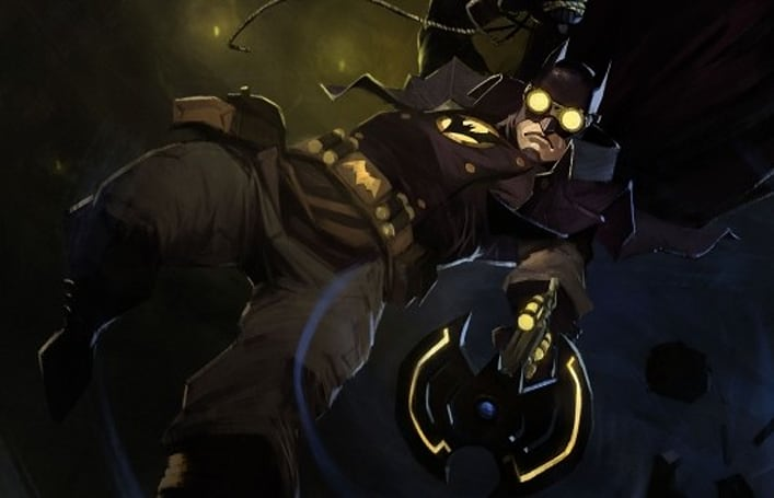Infinite Crisis introduces Doomsday and Gaslight Batman to the roster
