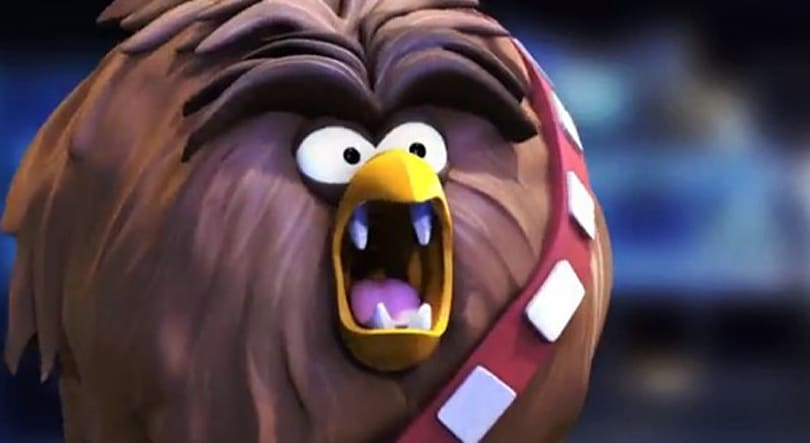 Angry Birds: Star Wars 2 joins the 'pork side' with Ian McDiarmid