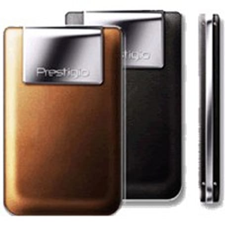 Prestigio offers up leather-wrapped Data Safe II portable HDD