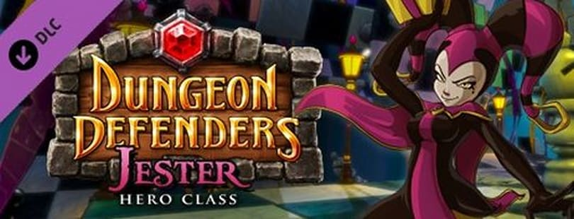 Dungeon Defenders adds Jester Hero class, free for a limited time