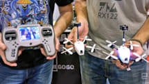 Drone racing is about to get cheaper and easier