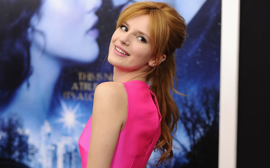 Bella Thorne is named as Neutrogena brand ambassador