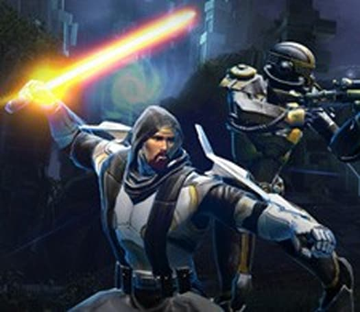 SWTOR's 1.4 patch is live