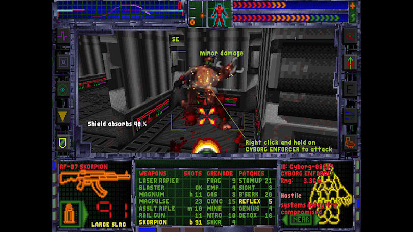 Cyberpunk PC classic 'System Shock' is getting a proper remake