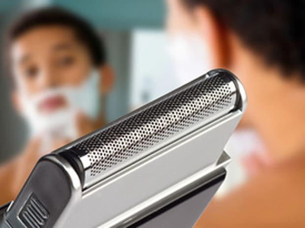 ShaveTech USB Travel Razor