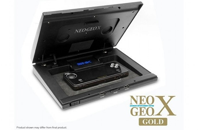 Neo Geo X coming to Europe December 6th for £175 / €199