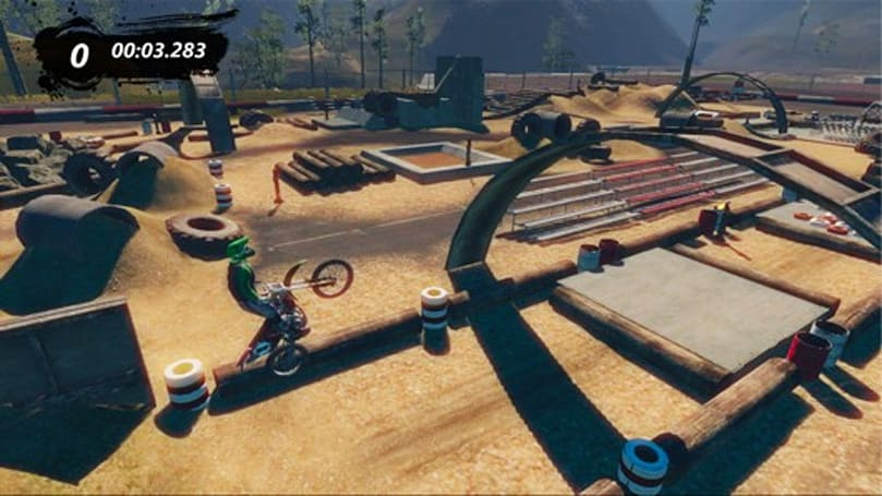 Trials Evolution to launch 'when it's done,' still being published by Microsoft