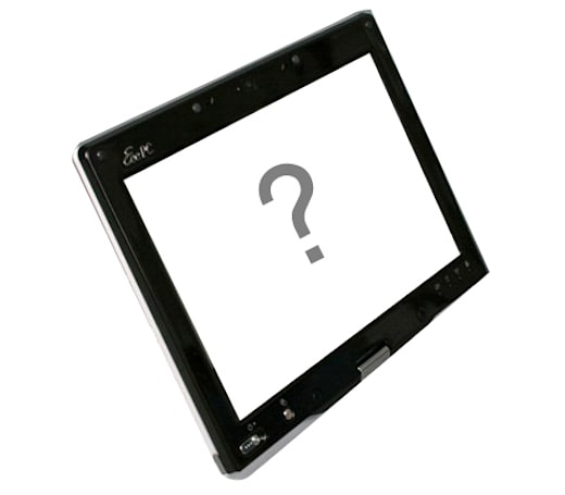 ASUS Eee Pad coming soon?