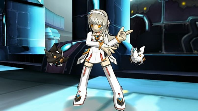 Massively Exclusive:  New Code Electra class sizzles in Elsword trailer