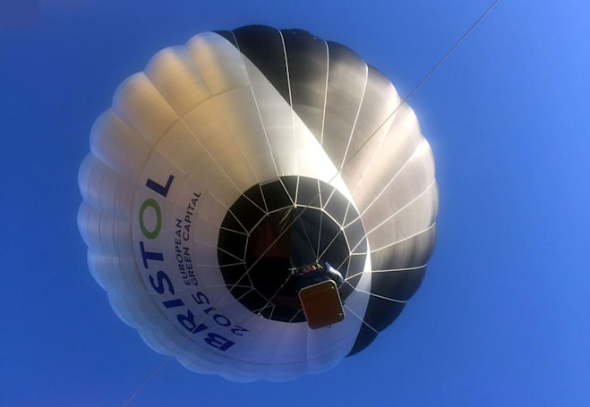 'World's first' solar hot air balloon takes flight in the UK