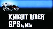 Mio's Knight Rider GPS gets reviewed, high-fived