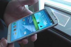 Galaxy Note II Hands-on - IFA 2012