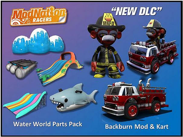 New Modnation Racers DLC rolls out