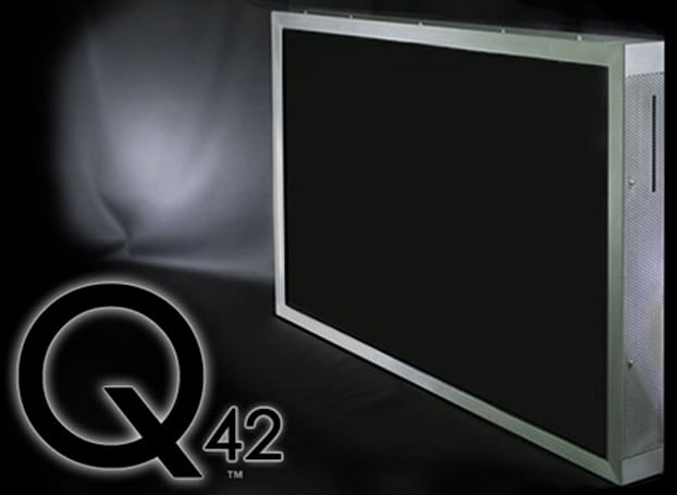 Lumenlab shoves PC inside 42-inch 1080p display, calls it Q