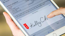 Adobe Document Cloud easily handles forms and PDFs on any device