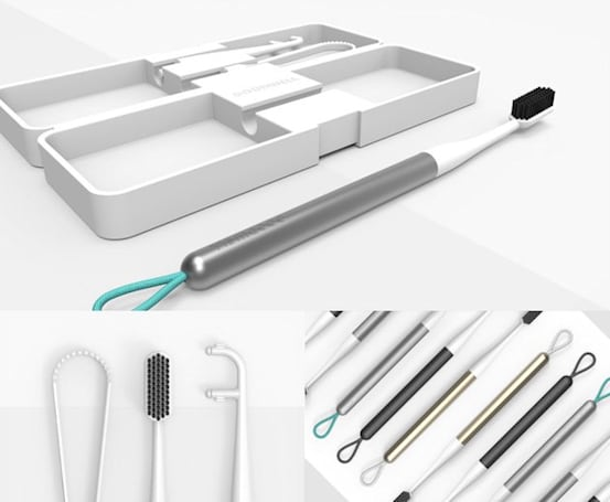 Finally, an open-source smart toothbrush with a subscription plan