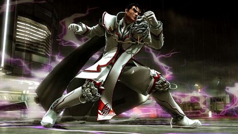 Check out CLAMP's Tekken 6 costume in-game