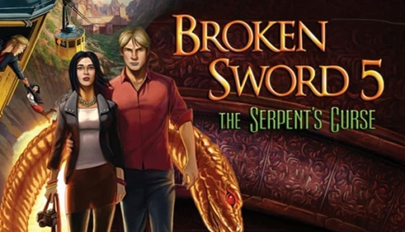 Broken Sword: The Serpent's Curse Episode 1 out now on iOS