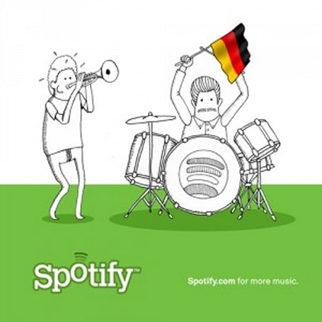 Spotify users in Germany no longer need Facebook account to register